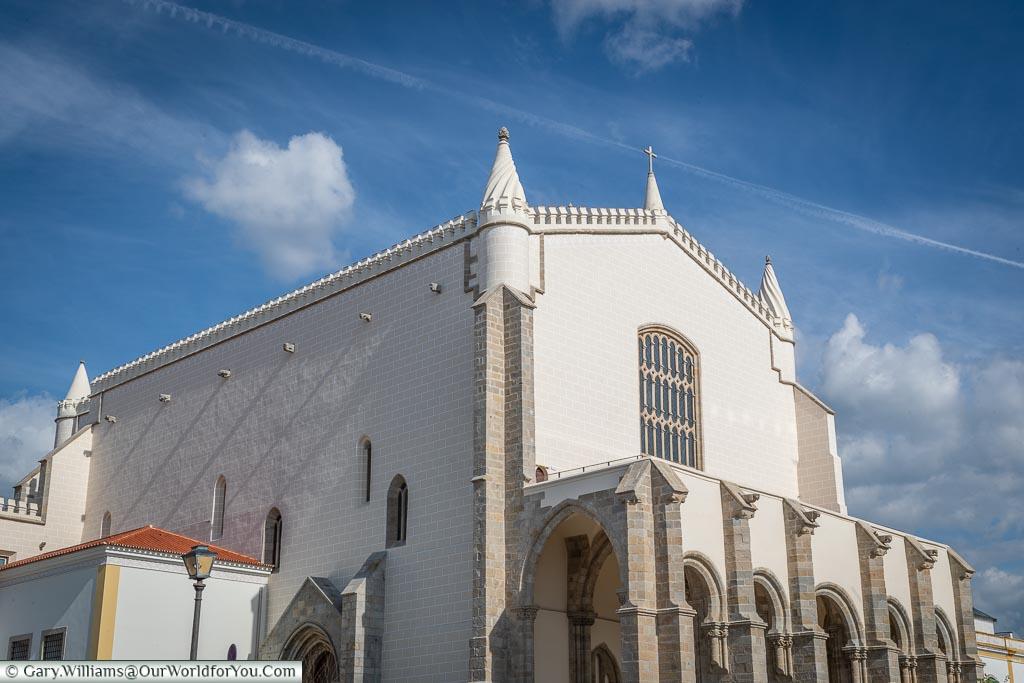 The San Francisco church, Évora, Portugal