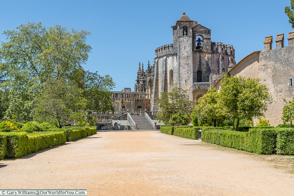 The Convent of Christ, Tomar, Portugal