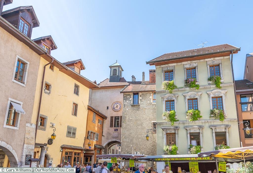 Place Sainte-Claire, Annecy, France