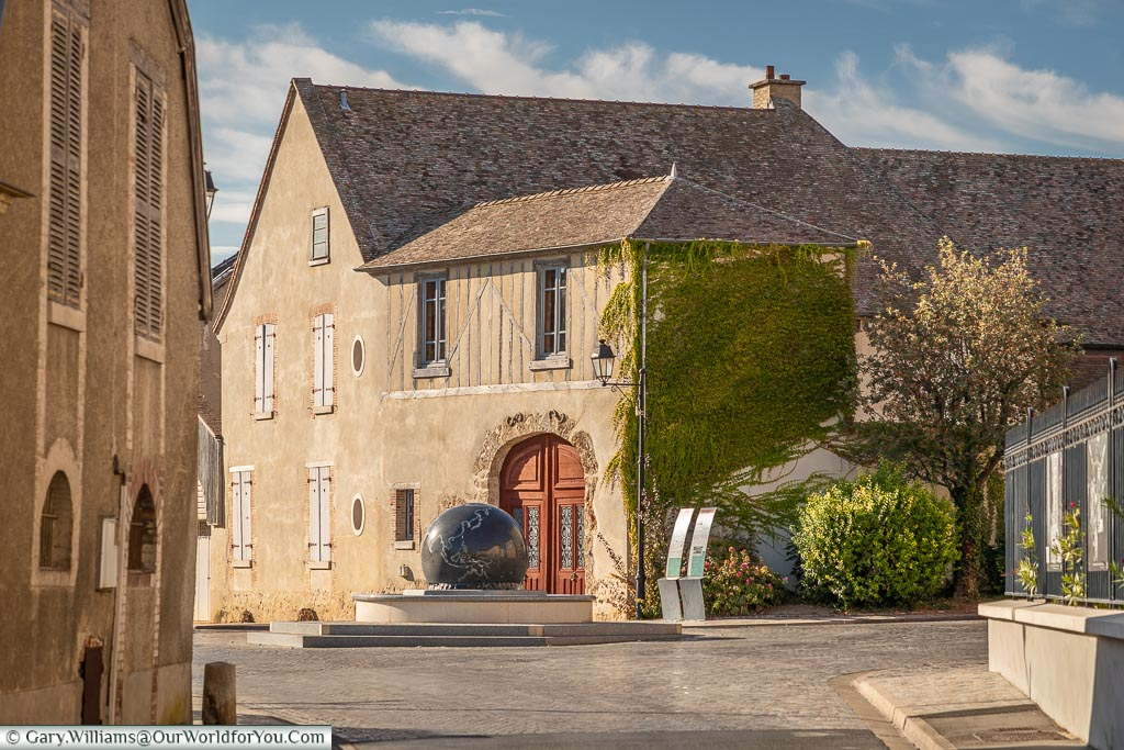 The cutest of towns, Ay, Champagne Region, France