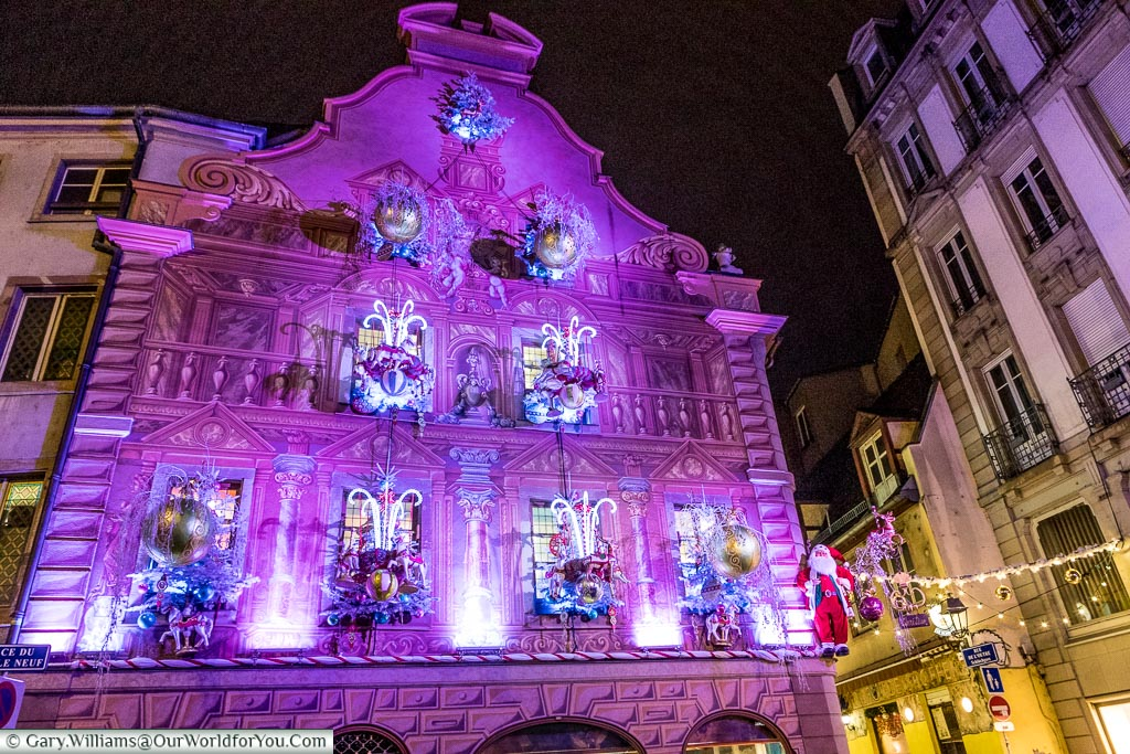 Decorated in Pink, Strasbourg, France