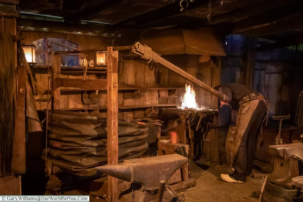 The Blacksmith's, Bremen, German Christmas Markets, Germany