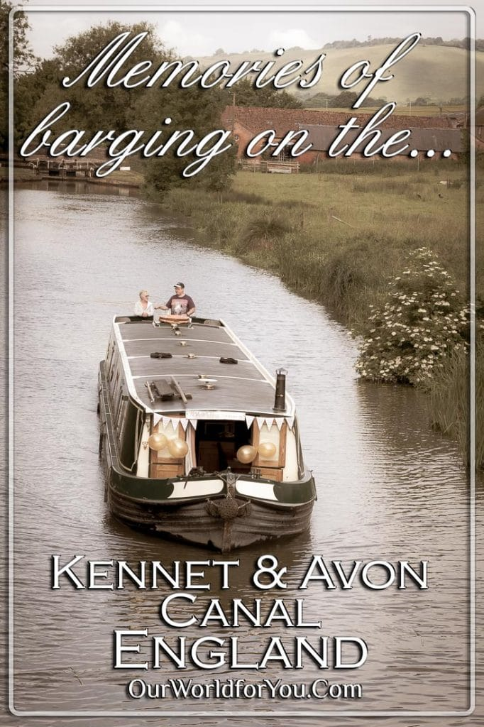 Memories of barging on the Kennet & Avon Canal, England