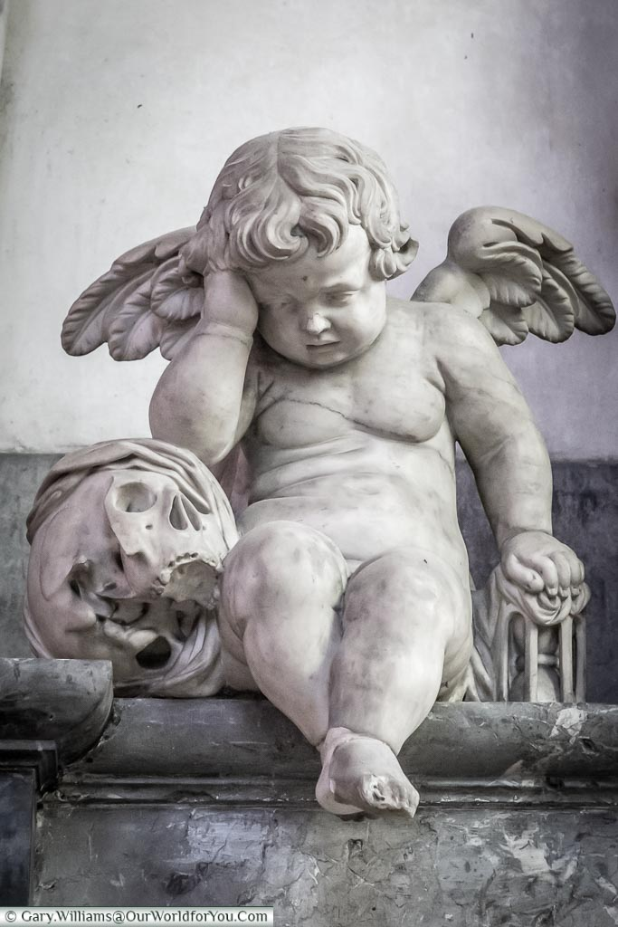 The Weeping Angel, Amiens, France