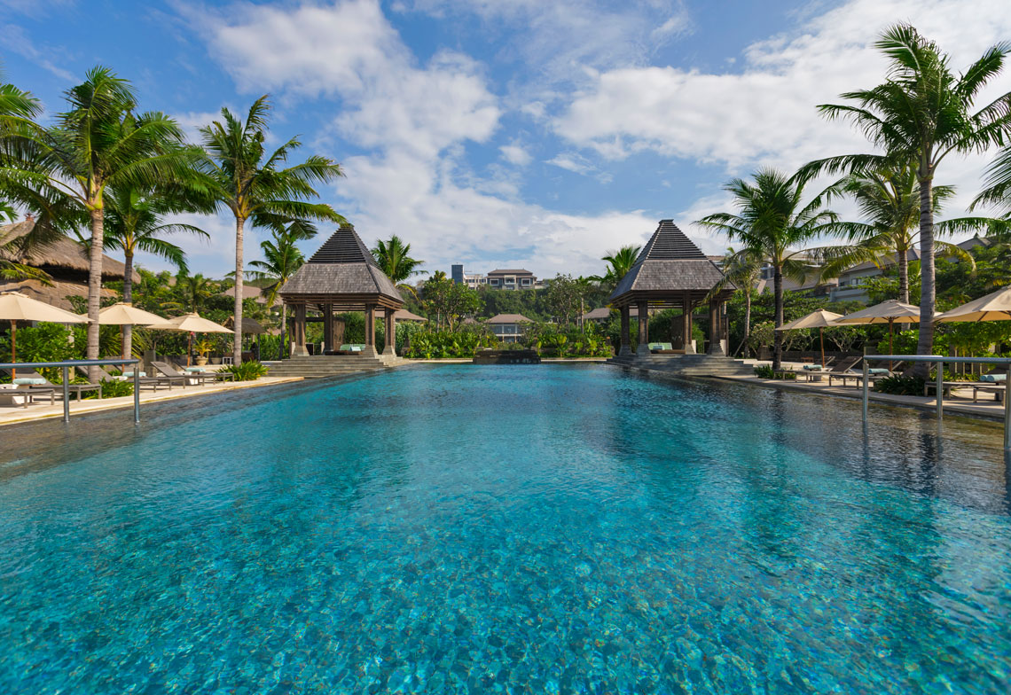 Checking In: The Ritz Carlton Bali
