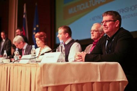 OCWC 2014 opening panel
