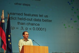 What can machine learning do for open education? Geoffrey J. Gordon