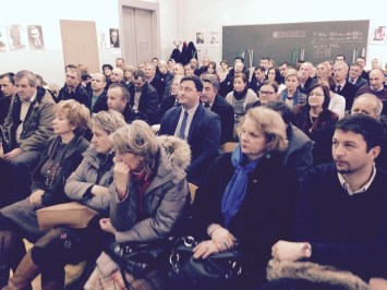 Attendees @ Ministry of Education and Science, Canton Sarajevo, Bosnia-Hercegovina