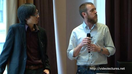 Sam Green, Kevin Tang