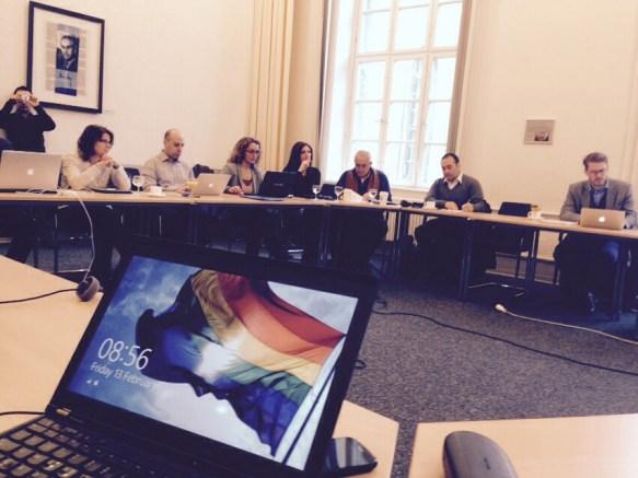 traMOOC kick-off @ Humboldt-Universitaet Zu Berlin