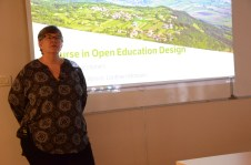 Course in Open Education Design, Course for practitioners, 2 – 6 July, 2018 Vipava, Lanthieri Mansion