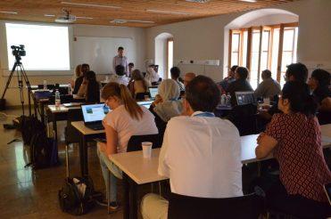 Tečaj o odprtem izobraževanju, Dvorec Lanthieri, v prostorih Univerze v Novi Gorici, Julij 2018