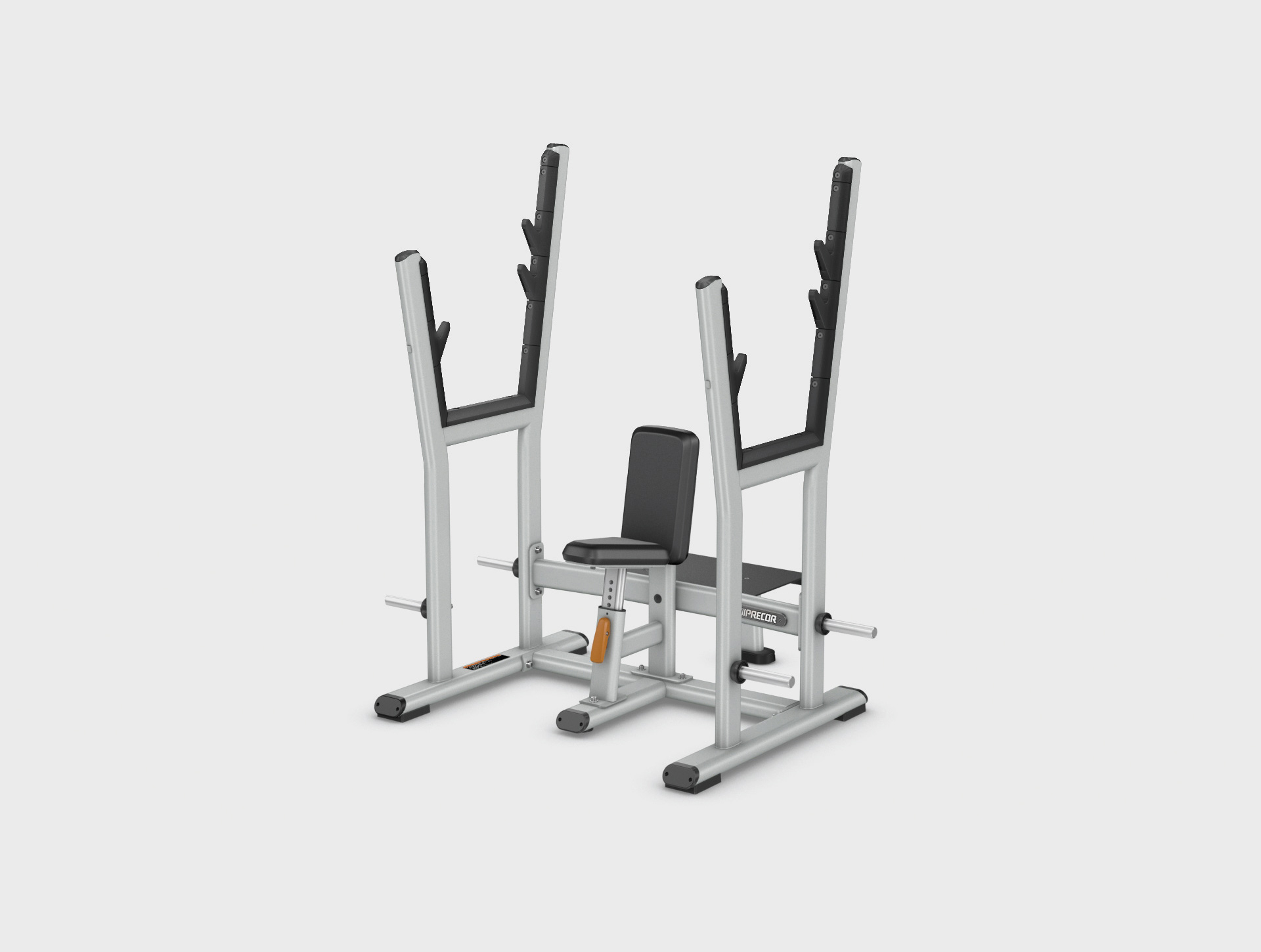 Precor Discovery Series Olympic Shoulder Press Bench