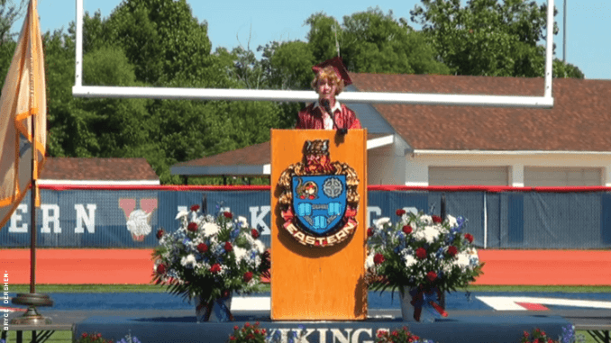 Gay HS Student Has Microphone Cut During Valedictorian Speech