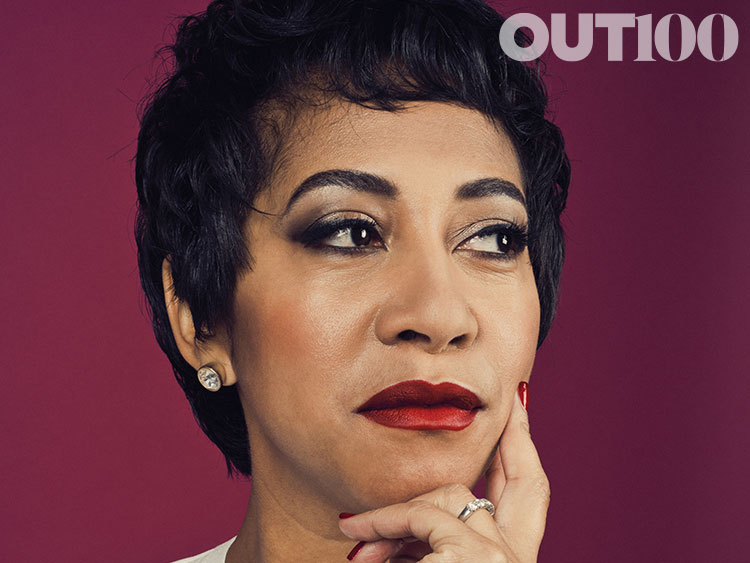Out100 Aisha Moodie Mills Out Magazine