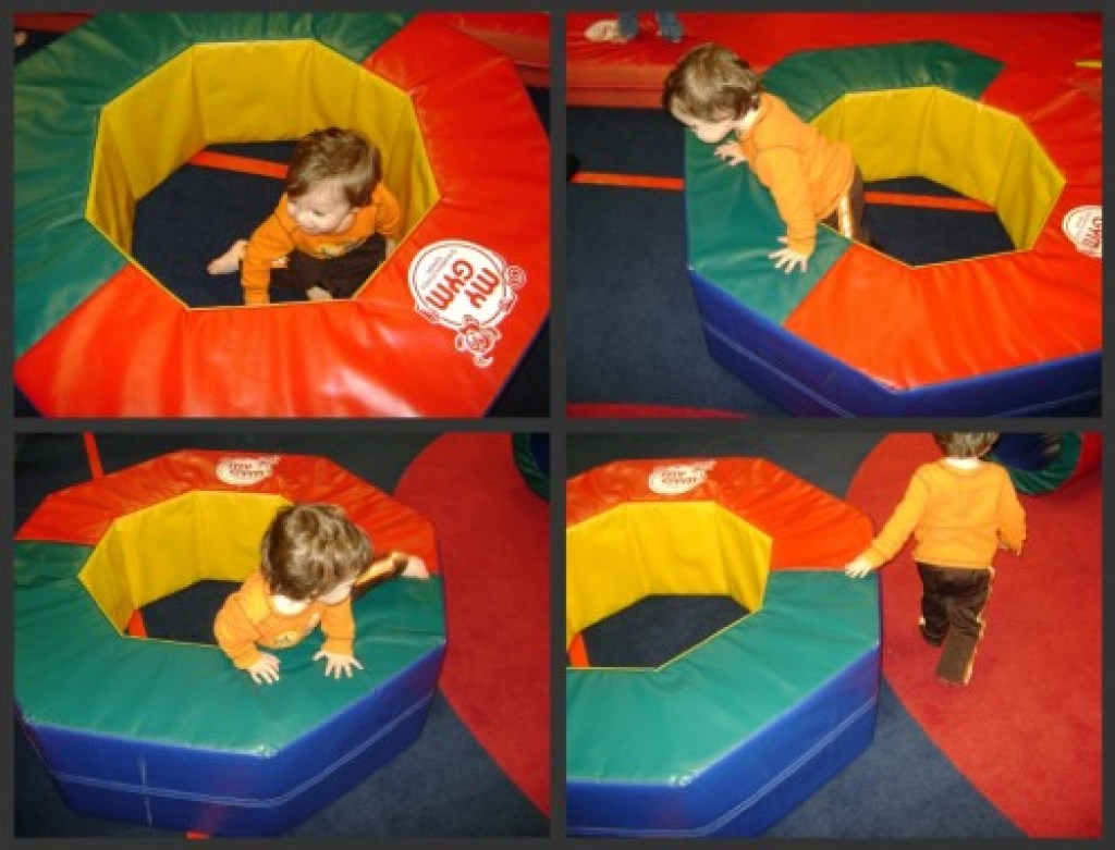 Big Fun For Little Ones At My Gym In Glastonbury