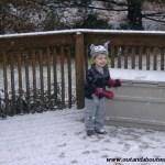 Wordless Wednesday: Snow Day!