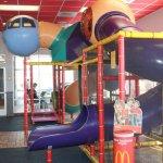 McDonald's Indoor Playplace in West Hartford