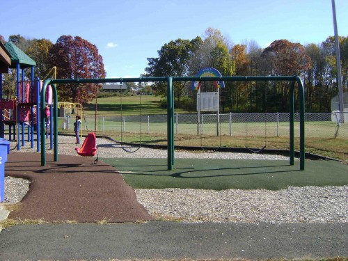 Rainbow Playground In Southington