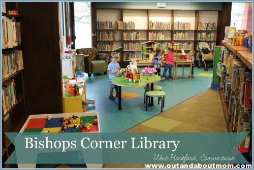 West Hartford Library Series Bishops Corner