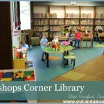 West Hartford Library Series:  Bishops Corner Library