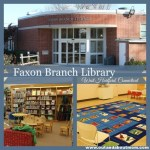 West Hartford Library Series: Faxon Branch Library