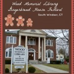 Homes, Sweet Homes: The Wood Memorial Library Gingerbread House Festival