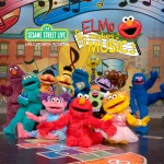 GIVEAWAY #2: A FAMILY FOUR-PACK TO SESAME STREET LIVE – ELMO MAKES MUSIC AT WARNER THEATRE