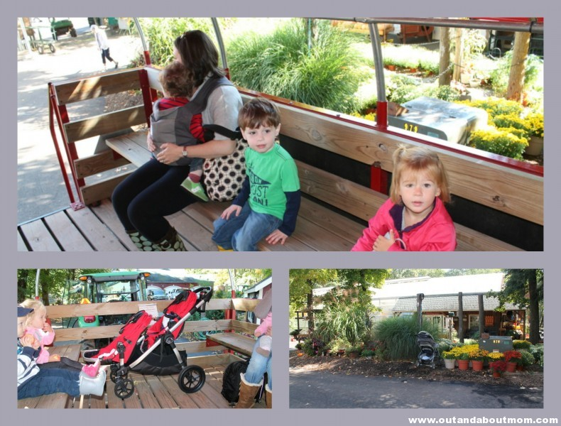 Karabin Farms_Out and About Mom_Baby Travel