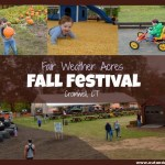 A Fair to Remember: Fair Weather Acres Fall Festival