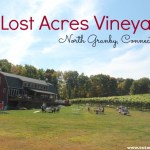 Enjoying the Beautiful Views (and Yummy Wine) at Lost Acres Vineyard