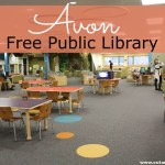 The Avon Library – A Great Place for Play and Programs