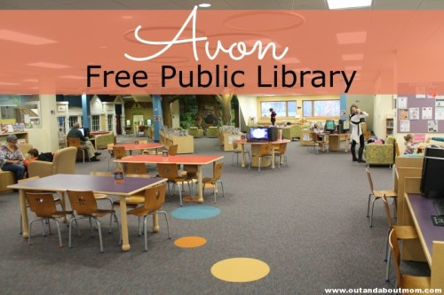 Avon LIbrary_out and about mom_Featured Image