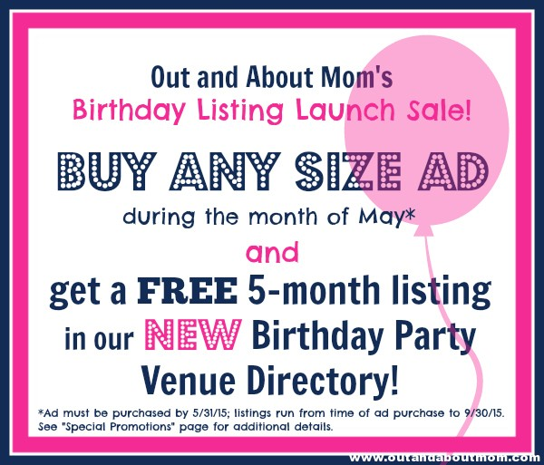 Birthday Launch Sale Large Banner