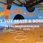 Tiny Tot Skate & Bounce at Ron-A-Roll