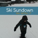 Preschool Ski Lessons at Ski Sundown