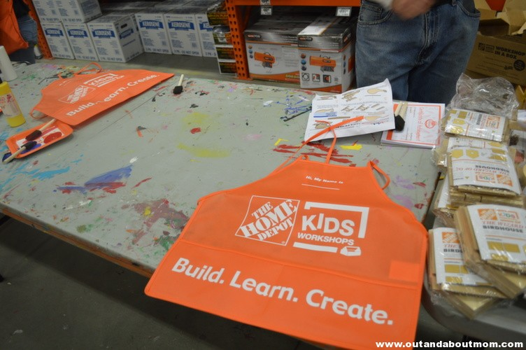 Free Kids Workshops At The Home Depot