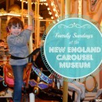 Family Sundays at The New England Carousel Museum