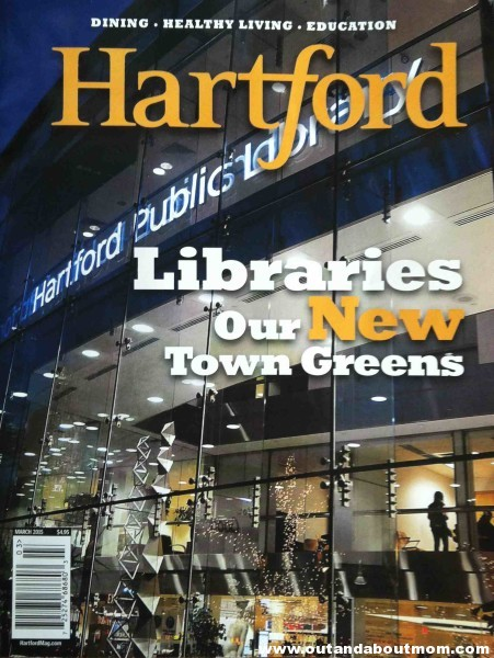 Hartford Magazine Cover