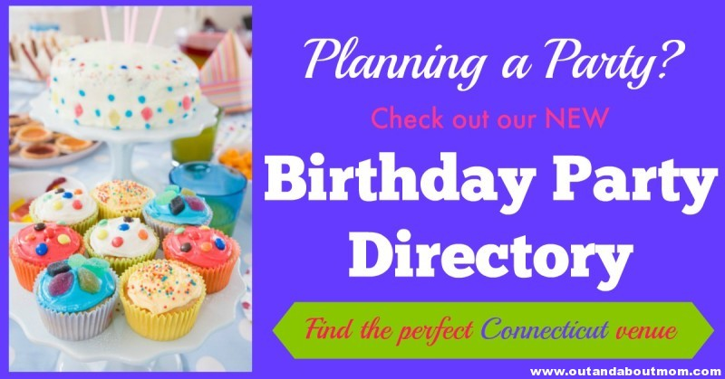 Birthday Party Directory_Connecticut_Out and About Mom