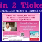 {GIVEAWAY} – Win Two Tickets to An Afternoon Conversation with Glennon Doyle Melton