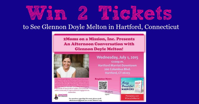 Momestary_Glennon Doyle Melton_Hartford Connecticut_Linked Image