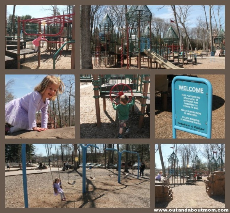 Rockwell Park_Out and About Mom_Large Playscape