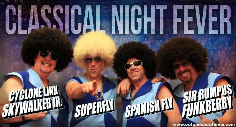 15TMMF4 Classical Night Fever Headshot