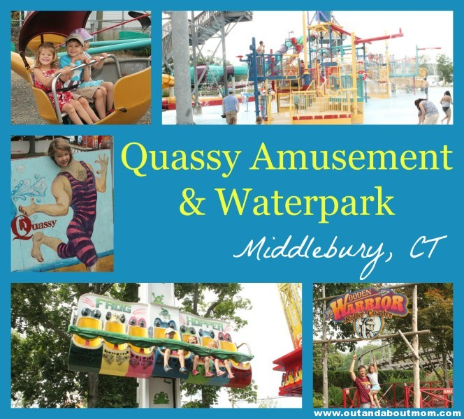 Quassy Amusement and Waterpark_Out and About Mom_Cover Image