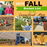 2015 Fall Bucket List for the Connecticut Mom
