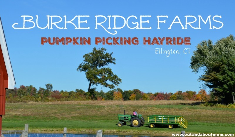 Burke Ridge Farms Hayride Feature