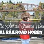 Amherst Railway Society Railroad Hobby Show