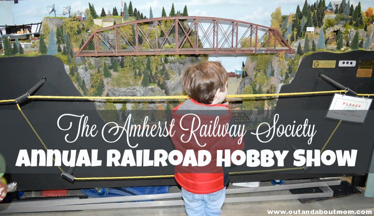 Railroad Hobby Show Feature