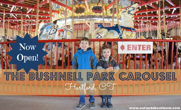 fdb13ef80 The Newly Renovated Bushnell Park Carousel